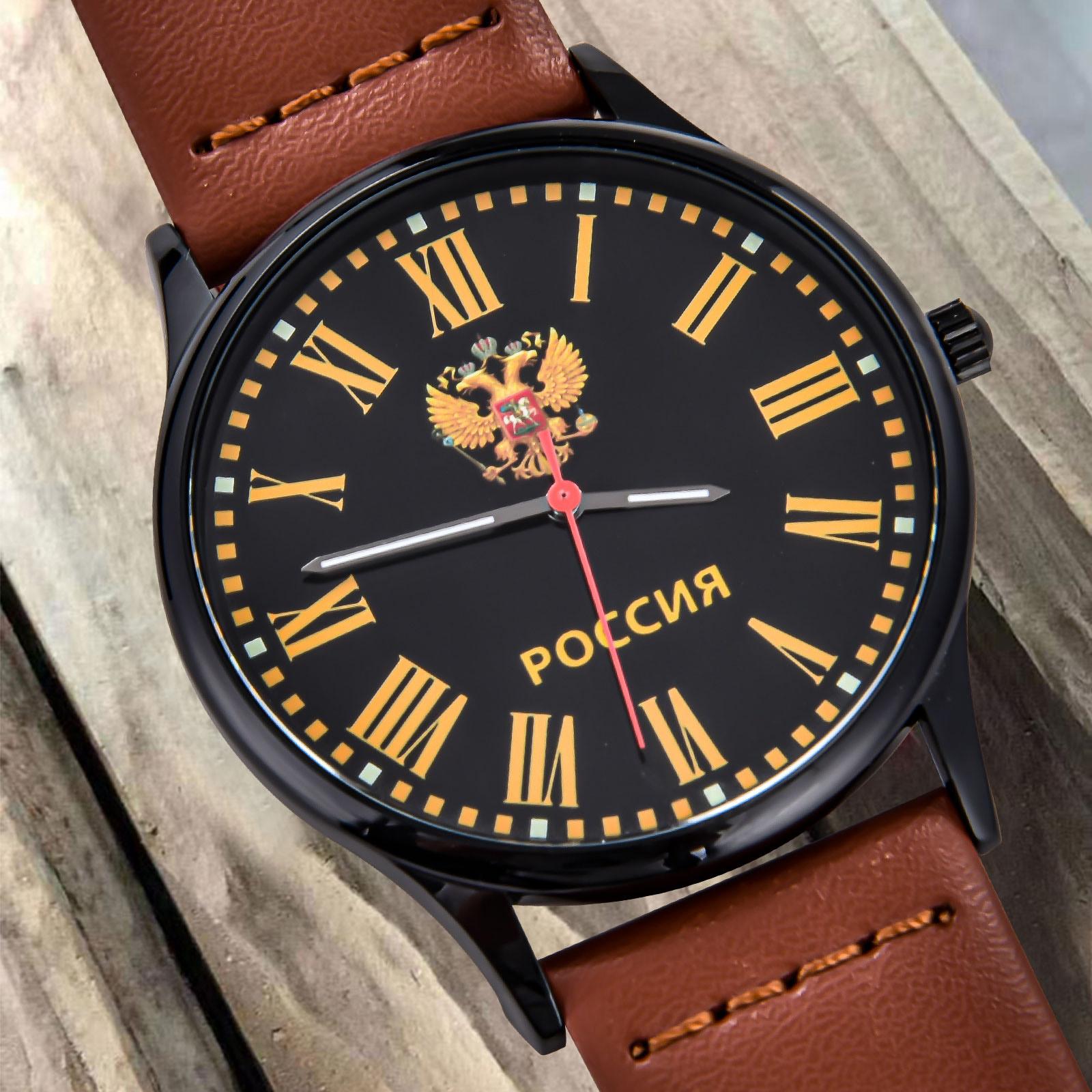 Командирские часы Россия