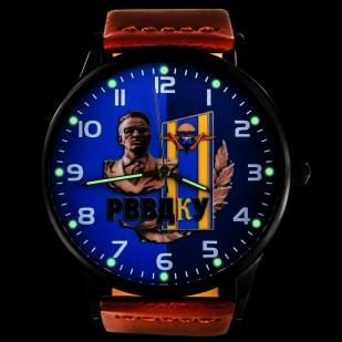 Командирские часы «РВВДКУ ВДВ» - тритиевая подсветка