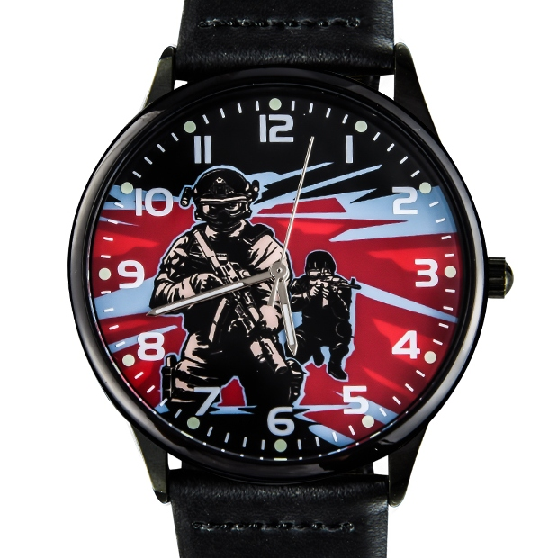 Спецназовские наручные часы