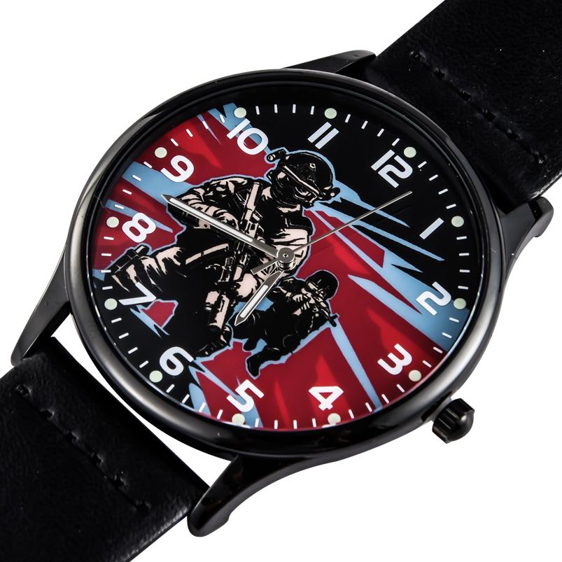 Купить командирские часы «Спецназ»