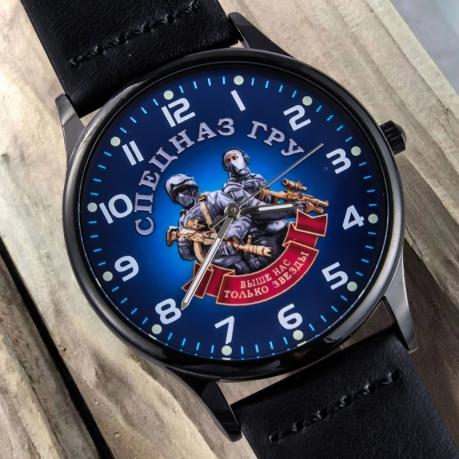 Командирские часы «Спецназ ГРУ» - в Военпро