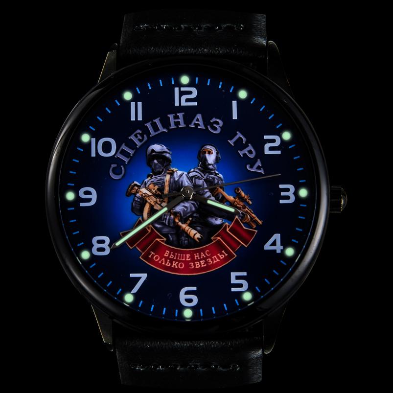 Командирские часы «Спецназ ГРУ» с подсветкой