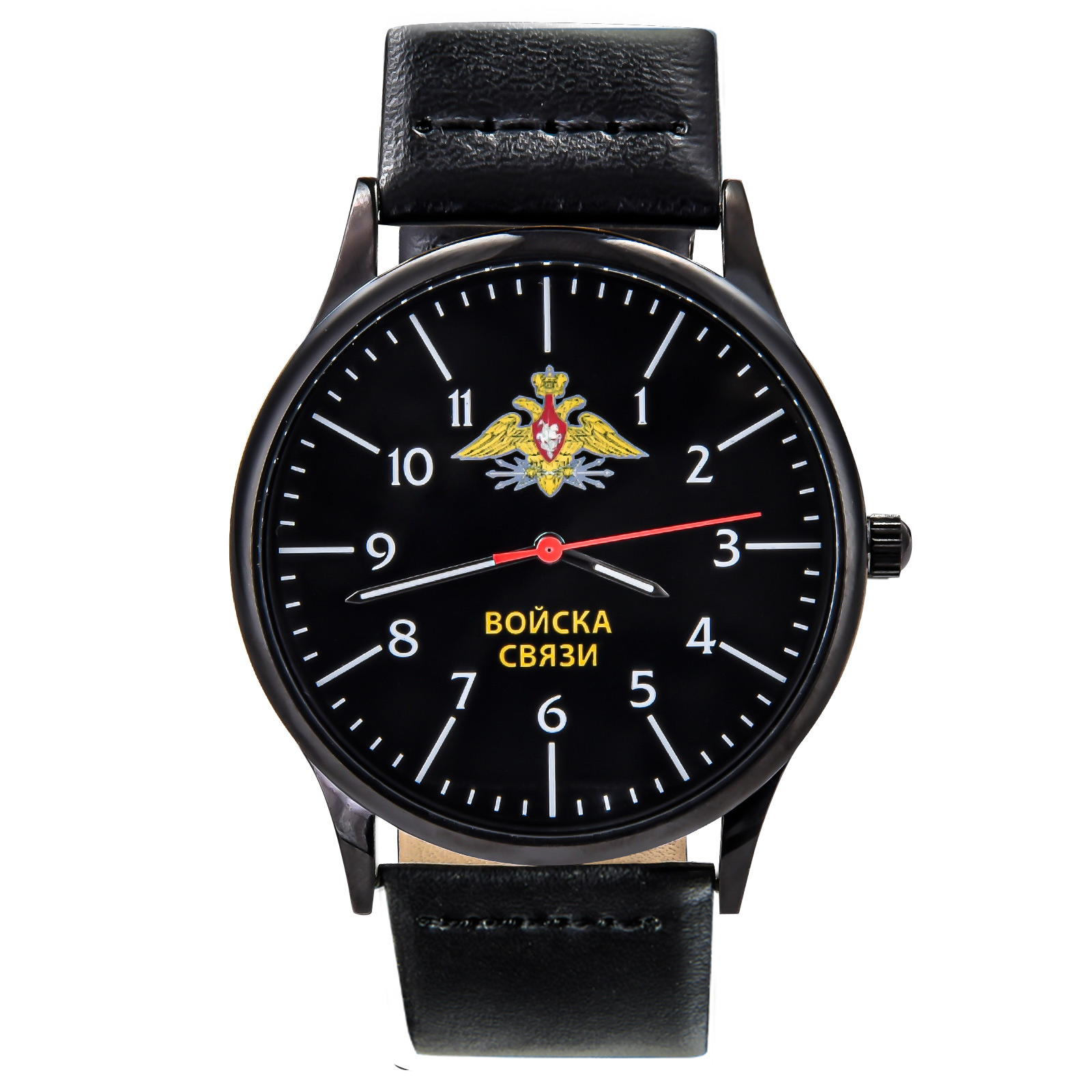 Командирские часы связиста купить в Военпро