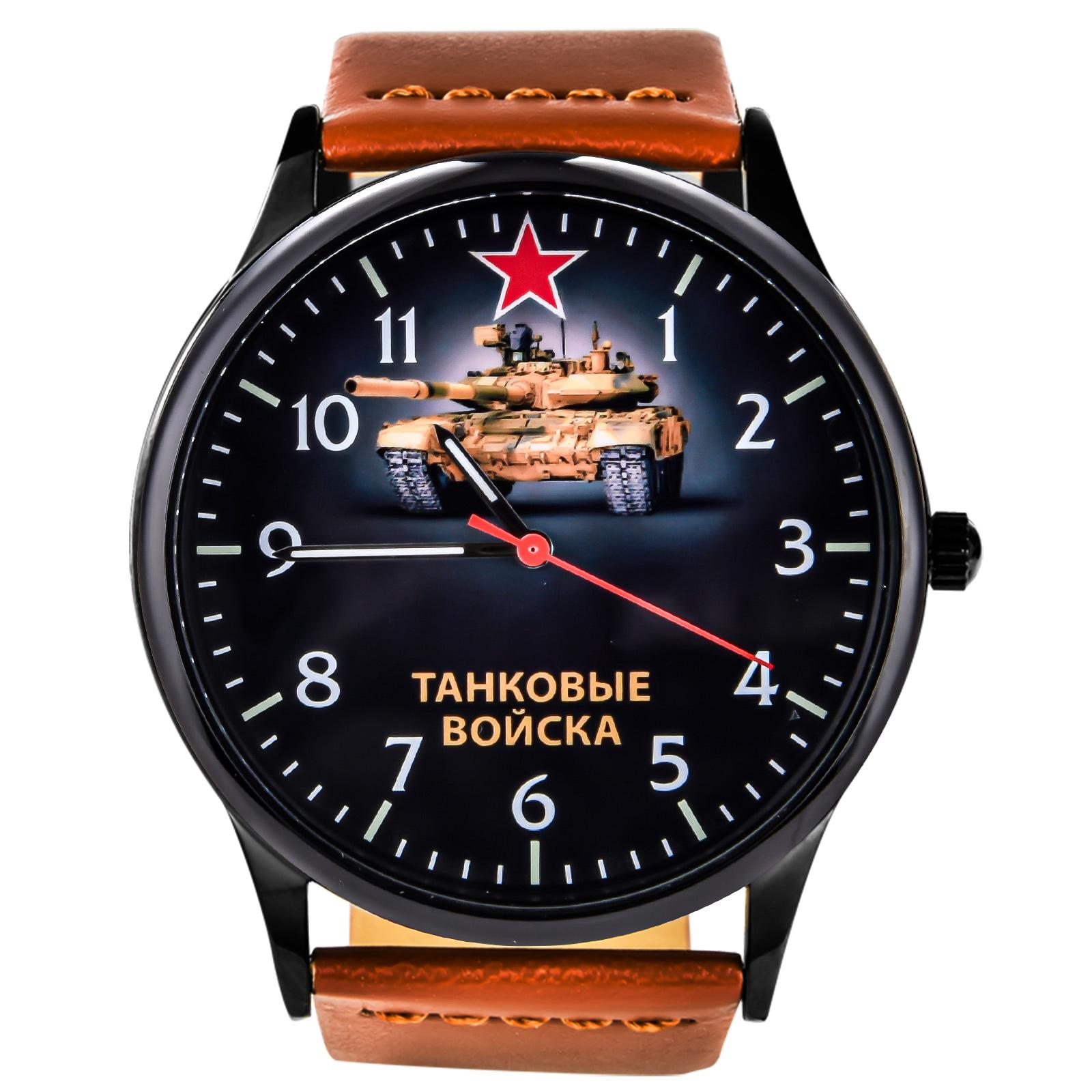 Командирские часы танкиста купить в Военпро