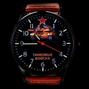 Командирские часы танкиста
