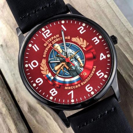 Командирские часы Ветеран боевых действий