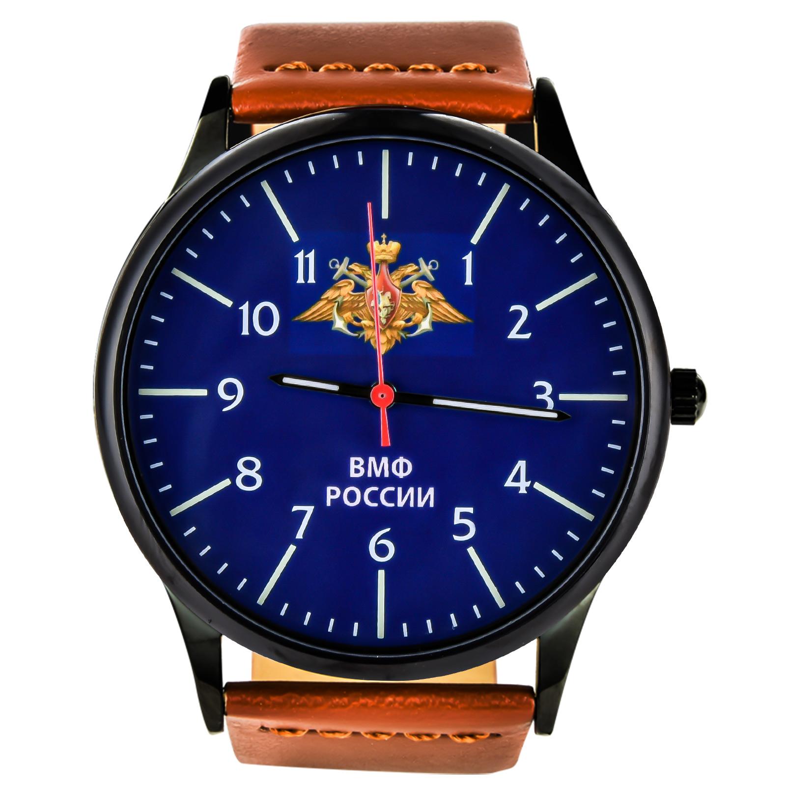 Командирские часы ВМФ купить в Военпро