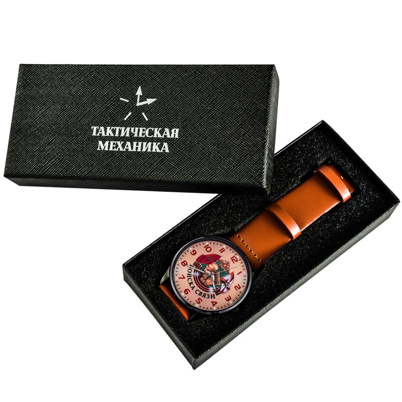Командирские часы «Войска связи» с доставкой