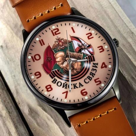Командирские часы «Войска связи» в Военпро