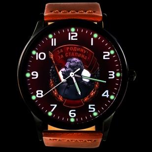 Командирские часы «За Родину! За Сталина!» - тритиевая подсветка