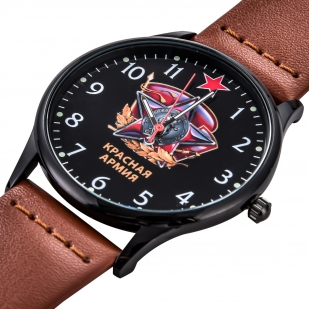 Командирские кварцевые часы Красная Армия