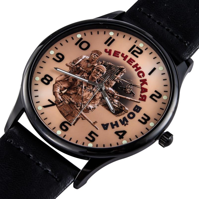 Купить командирские наручные часы «Чеченская война»