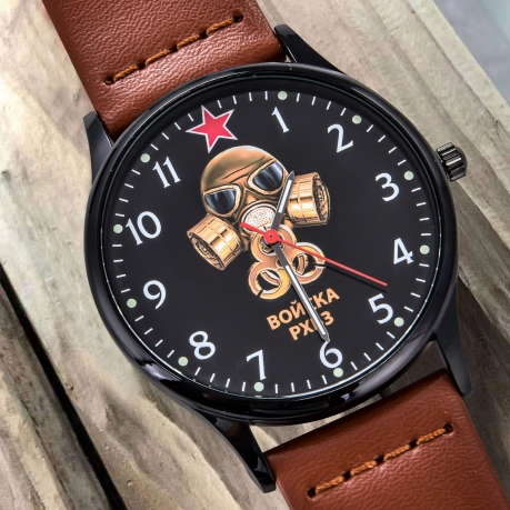 Командирские военные часы РХБЗ