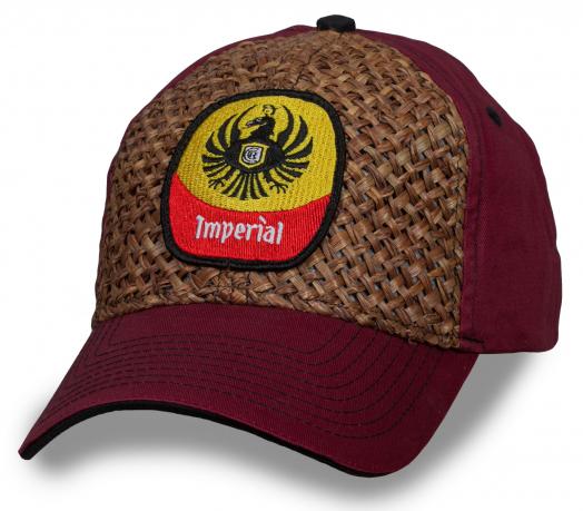 Комбинированная бейсболка Imperial