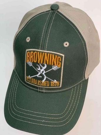 Комбинированная бейсболка BROWNING