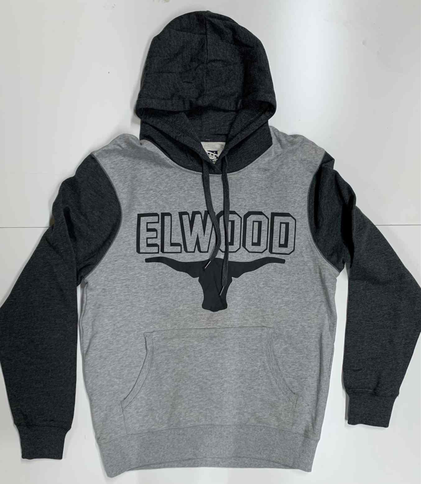 Комбинированная мужская толстовка ELWOOD