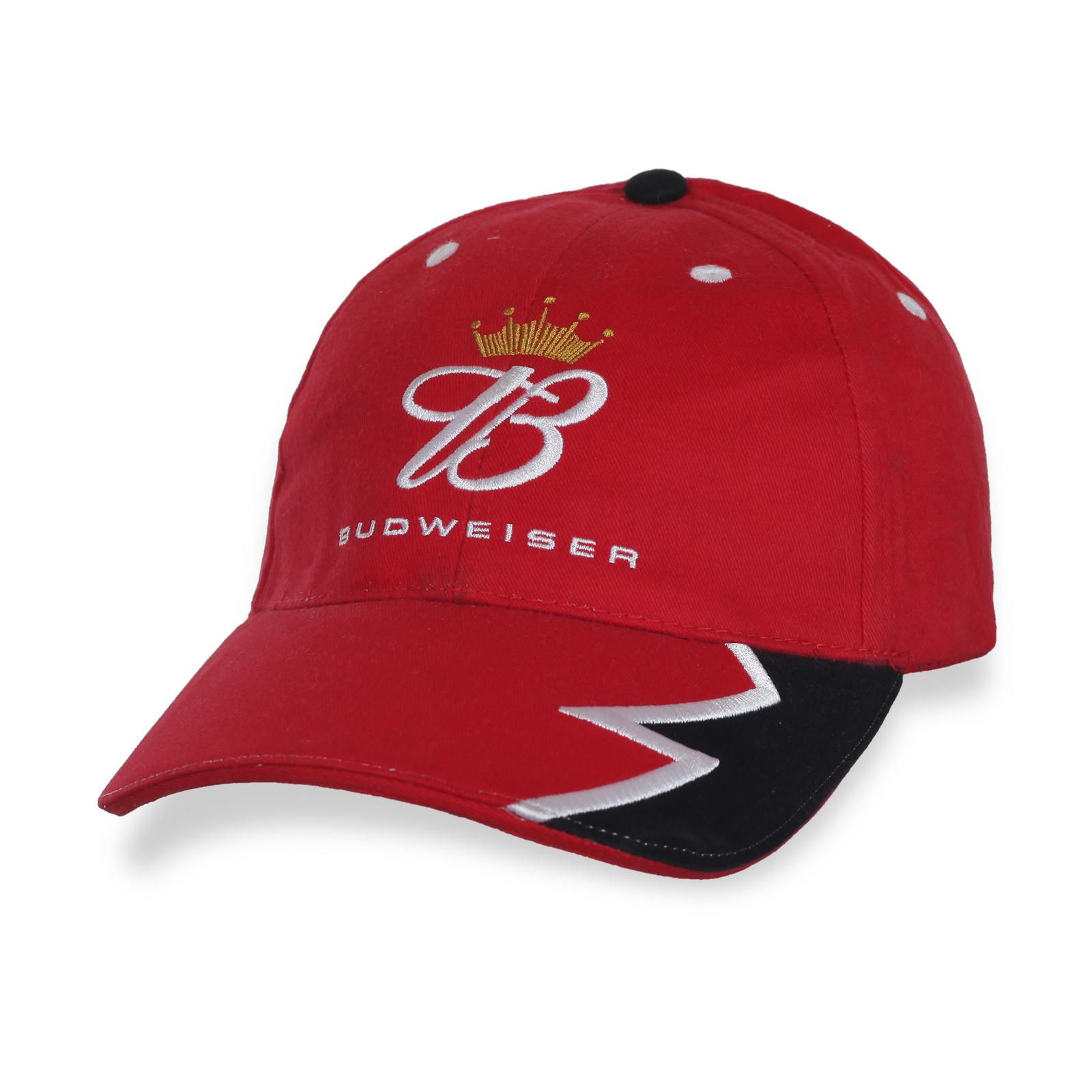 Комфортная бейсболка BUDWEISER