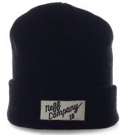 Комфортная мужская шапка Neff. Теплая модель в городском стиле