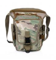 Компактная тактическая сумка на бедро и пояс для охоты и рыбалки