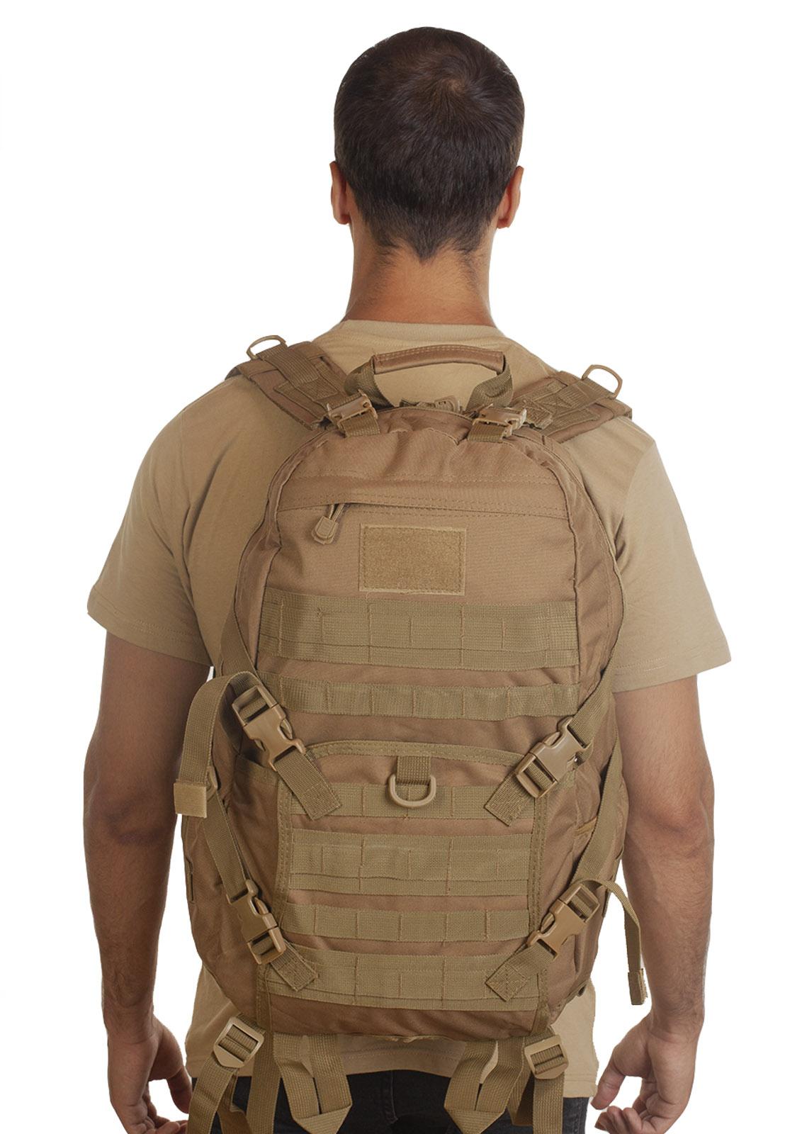 Компактный эргономичный рюкзак для охотников - только в Военпро