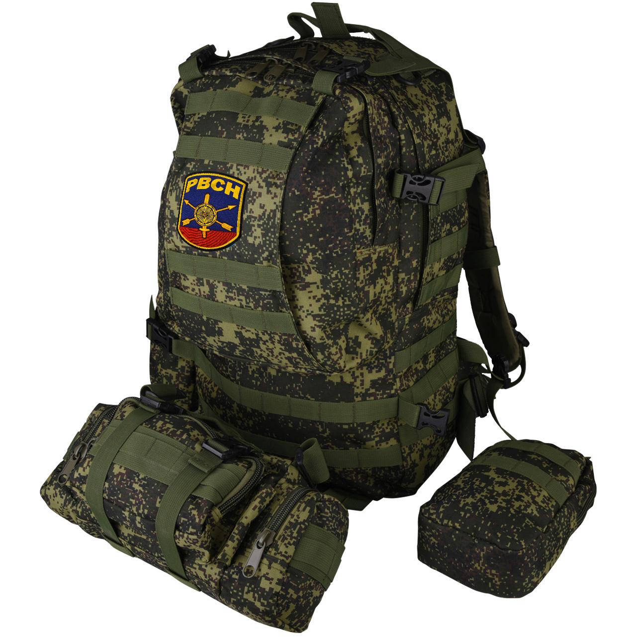 Рейдовые рюкзаки ракетных войск