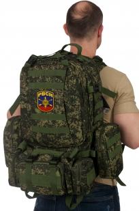 Компактный рейдовый рюкзак РВСН