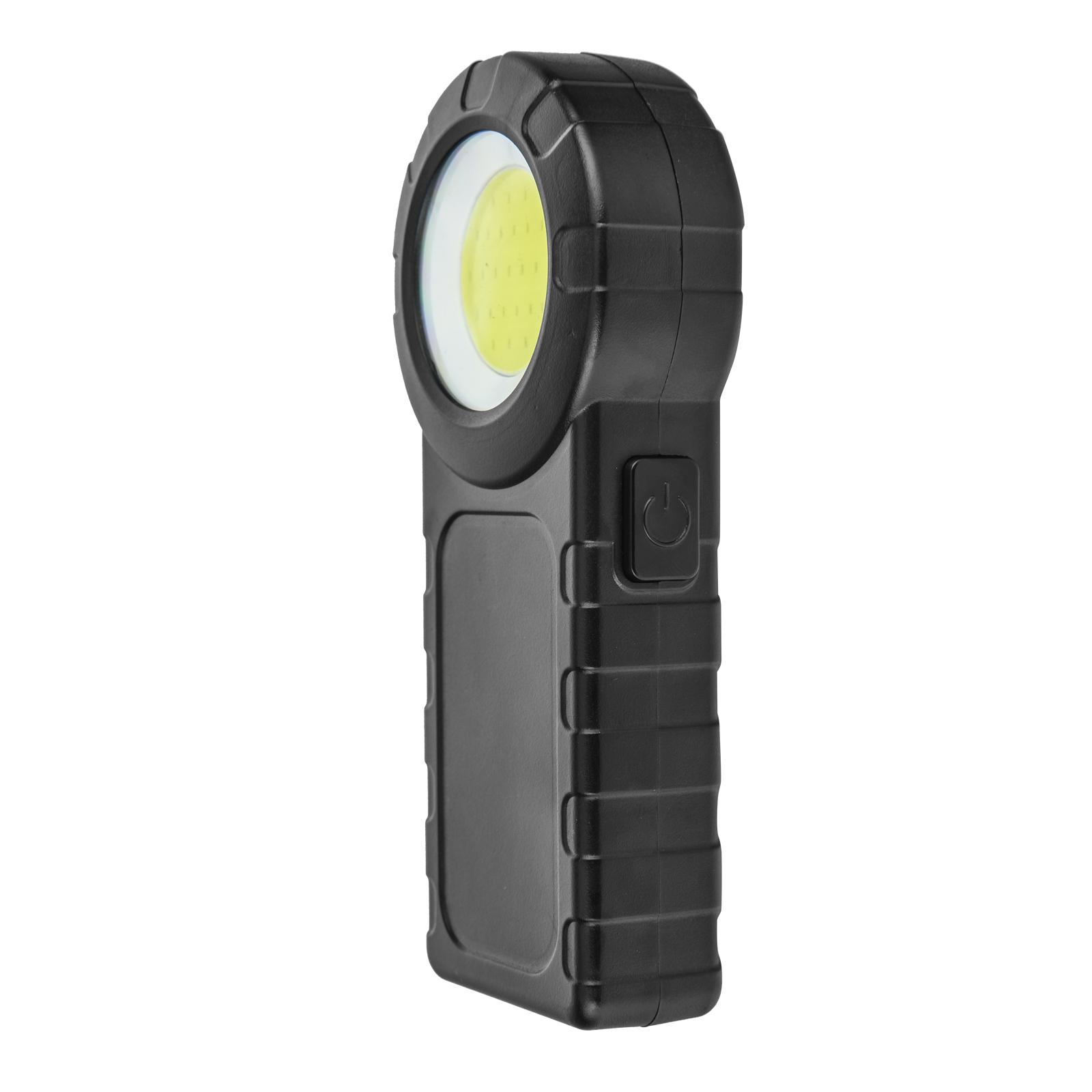 Компактный светодиодный фонарик MingRay W0537 Black