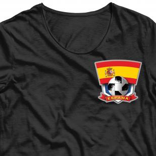 Переводная картинка на одежду Испания