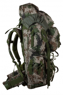 Контрактный рейдовый рюкзак спецназа и горных егерей с эмблемой СССР