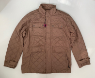 Коричневая мужская куртка от PACCO SPORT