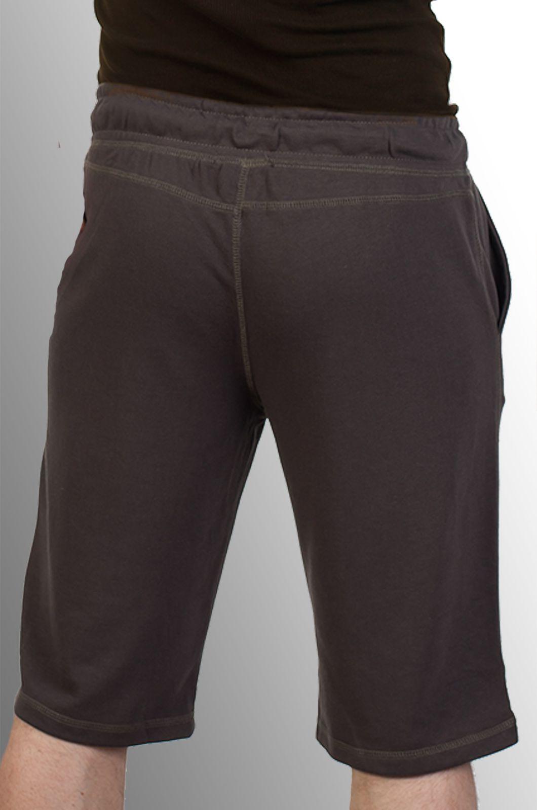 Коричневые шорты мужские с доставкой