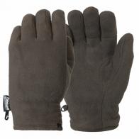 Коричнеые перчатки из флиса Thinsulate