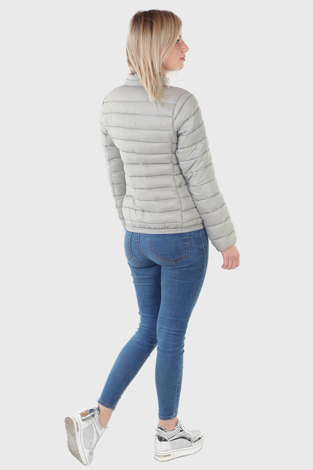 Короткая женская куртка Fox