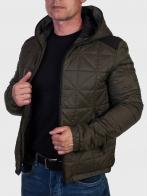 Короткая мужская куртка с капюшоном JCW Casual