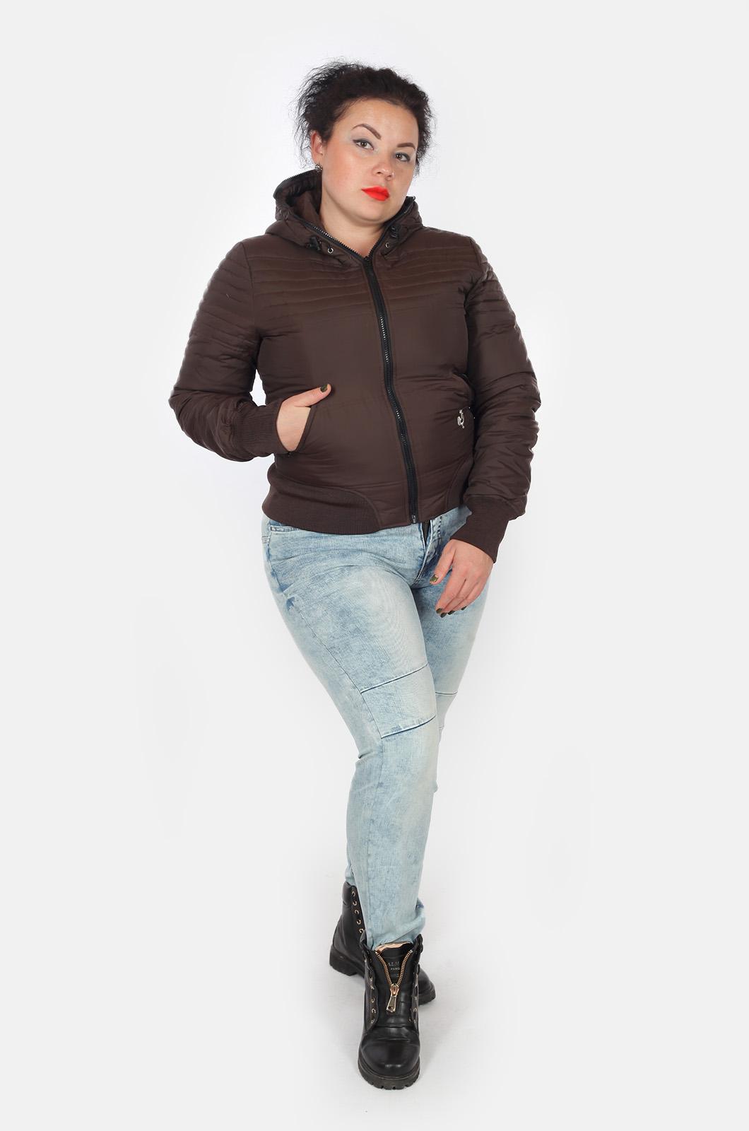 Продажа курток для девушек и женщин любой комплекции!
