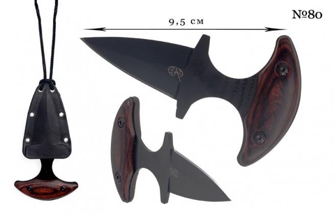 Сувенирный штык-нож в футляре (№78)