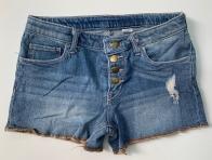 Короткие джинсовые шорты Denim для девочек подростков