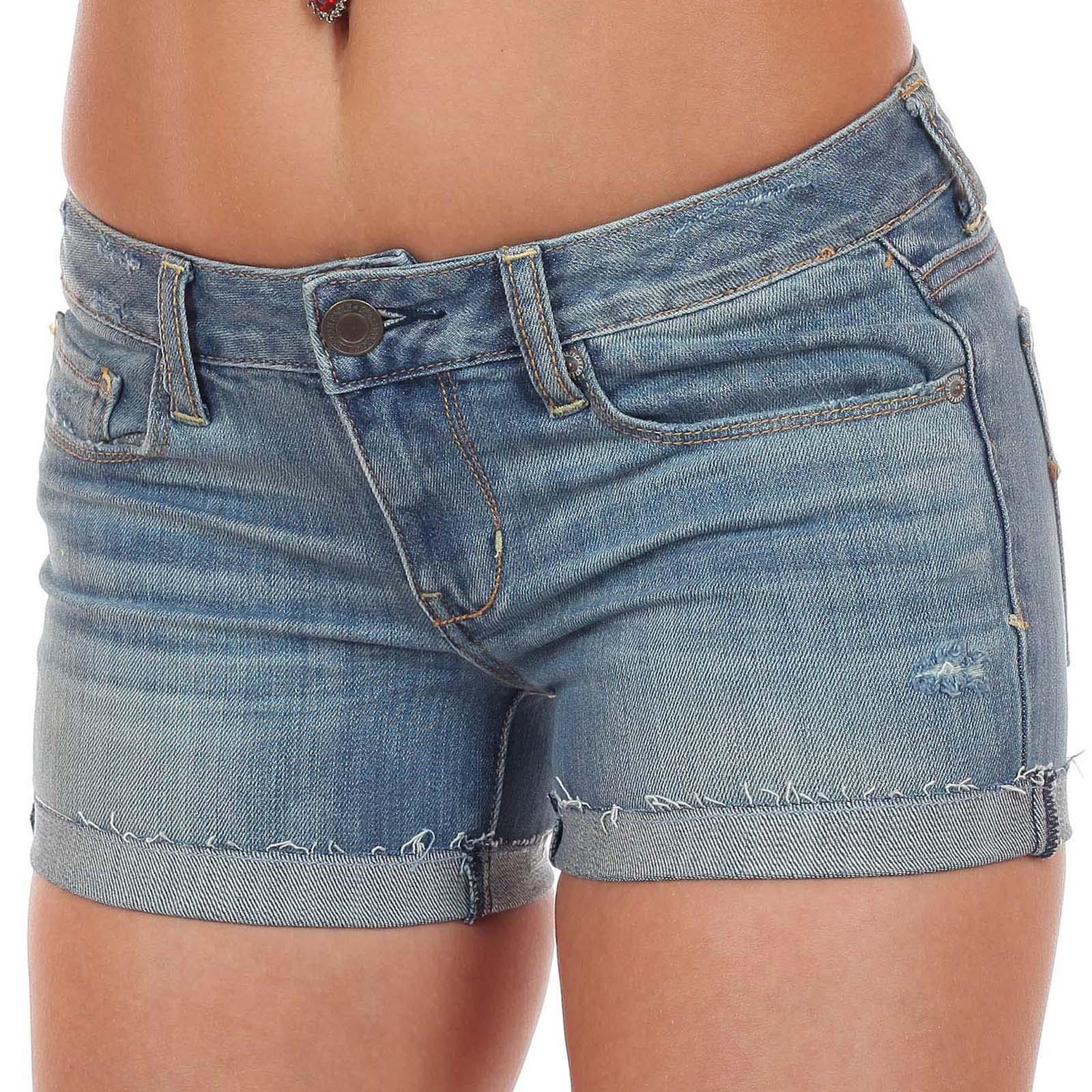 Модные женские джинсовые шорты! ДЕШЕВО!