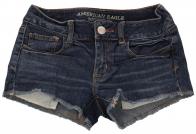 Короткие шортики American Eagle.