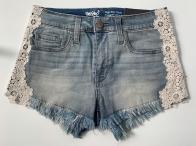 Короткие шорты для модниц High rise Short