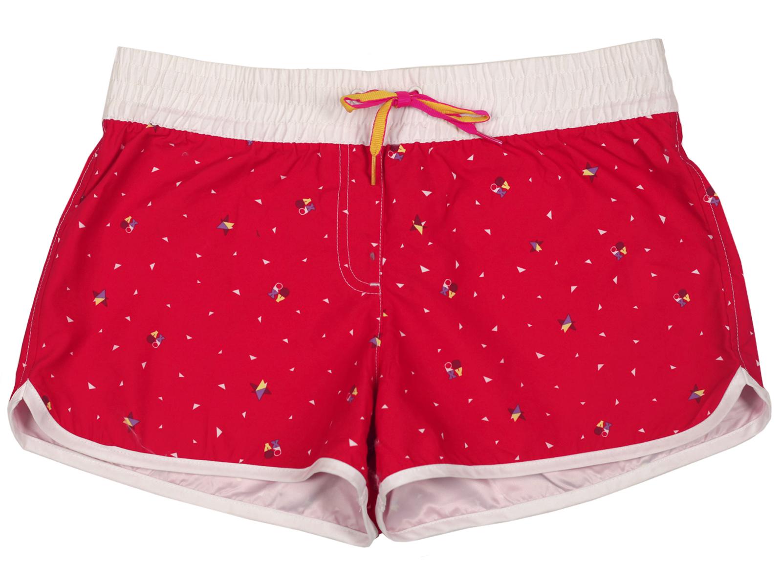 Короткие женские шорты для красивой фигуры