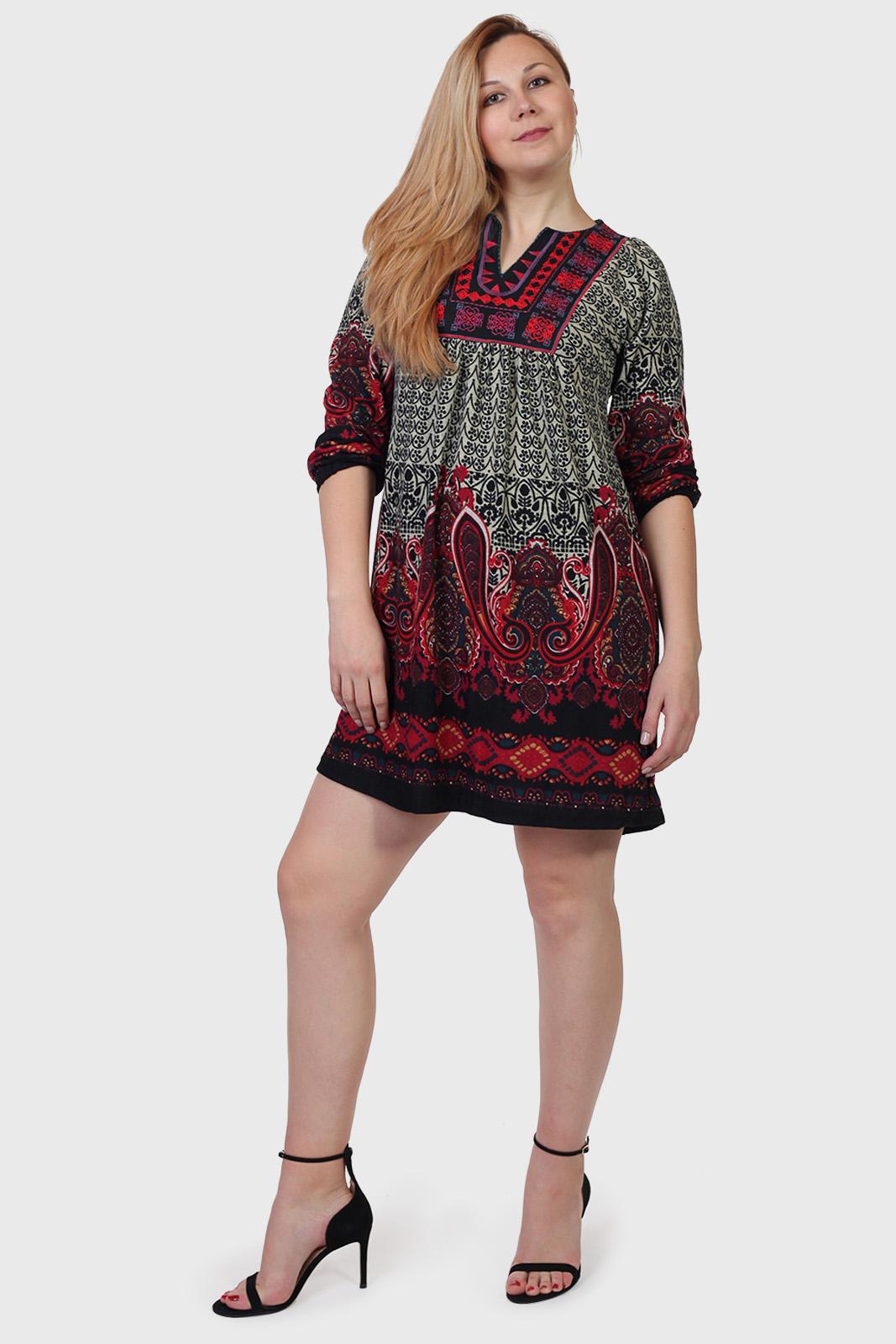 Купить недорого женское короткое платье ADA GATTI