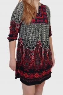 Женственное короткое платье ADA GATTI.