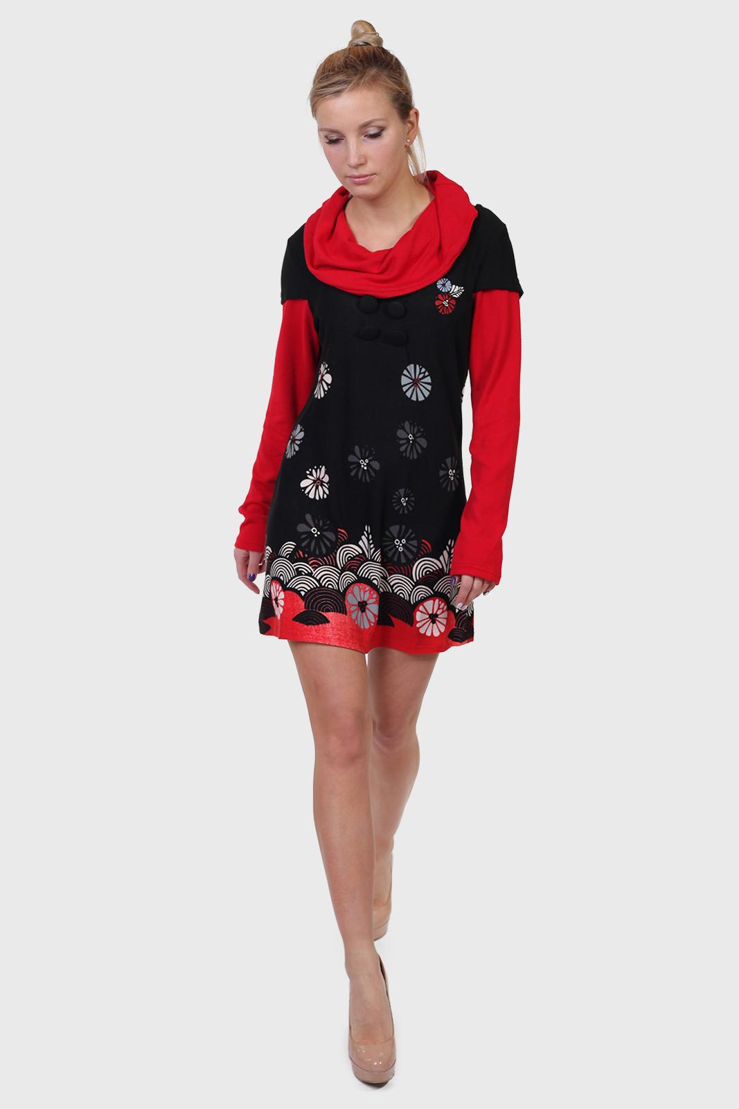 Недорогое трикотажное платье для девушек от ТМ Le Grenier