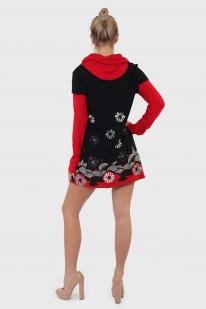 Короткое трикотажное платье Le Grenier.