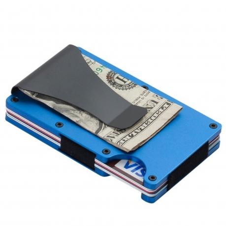 Кошелек с защитой от дистанционного считывания данных кредитных карт