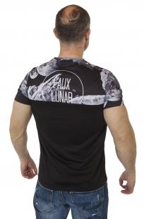 Космическая мужская футболка Max Young Men по лучшей цене
