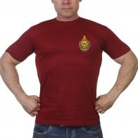Краповая футболка МВД России