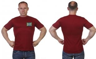 Мужская краповая футболка ВВС РФ