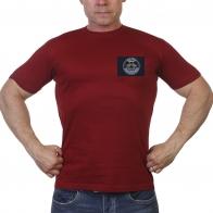 Краповая футболка Военная разведка